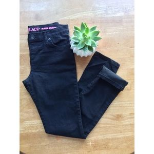 Children's Place | Black Skinny Jeans